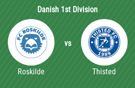 Football Club Roskilde vs Thisted FC