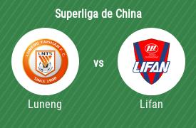 Shandong Luneng Taishan vs Chongqing Dangdai Lifan