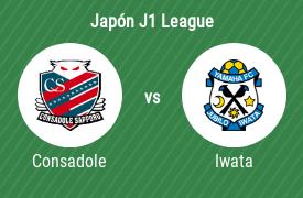 Hokkaido Consadole Sapporo vs Júbilo Iwata