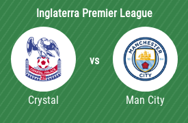Crystal Palace Football Club vs Manchester City Football Club