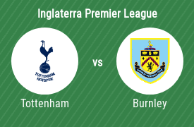 Tottenham Hotspur vs Burnley Football Club
