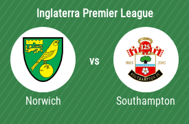 Norwich City Football Club vs Southampton FC