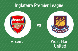 Arsenal Football Club vs West Ham United FC