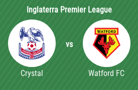 Crystal Palace Football Club vs Watford Football Club