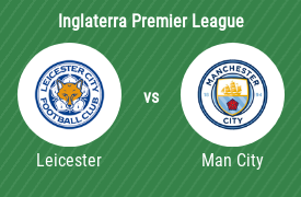 Leicester City FC vs Manchester City Football Club