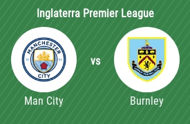 Manchester City Football Club vs Burnley Football Club