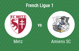 FC Metz vs Amiens Sporting Club