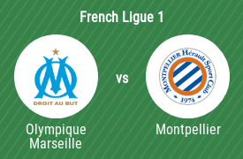 Olympique de Marseille vs Montpellier HSC