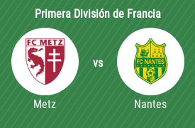 Football Club de Metz vs Football Club de Nantes
