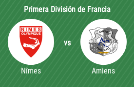 Nîmes Olympique vs Amiens Sporting Club