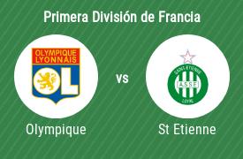 Olympique Lyonnais vs AS Saint-Etienne
