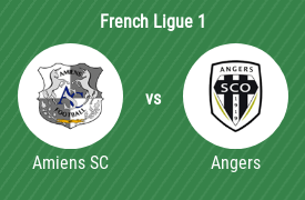 Amiens Sporting Club vs Angers SCO