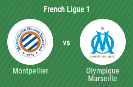 Montpellier HSC vs Olympique de Marseille
