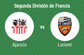 AC Ajaccio vs Football Club Lorient