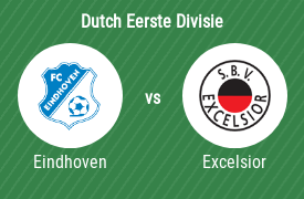 Football Club Eindhoven vs SBV Excelsior