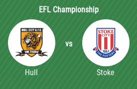 Hull City AFC vs Stoke City FC