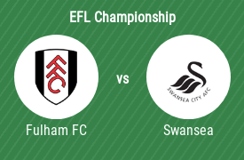 Fulham Football Club vs Swansea City AFC