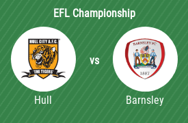 Hull City AFC vs Barnsley FC