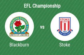 Blackburn Rovers FC vs Stoke City FC