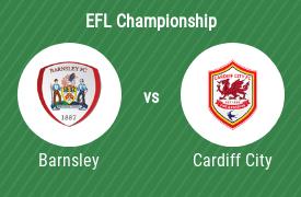 Barnsley FC vs Cardiff City