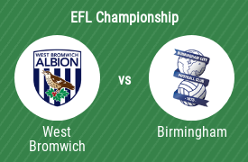 West Bromwich Albion FC vs Birmingham City Football Club