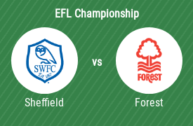 Sheffield Wednesday vs Nottingham Forest