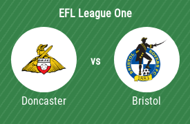 Doncaster Rovers Football Club vs Bristol Rovers FC