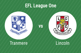 Tranmere Rovers Football Club vs Lincoln City Football Club