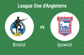 Bristol Rovers vs Ipswich