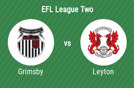 Grimsby Town Football Club vs Leyton Orient