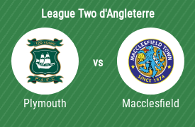 Plymouth Argyle vs Macclesfield Town
