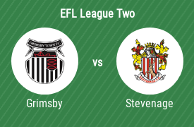 Grimsby Town Football Club vs Stevenage Football Club