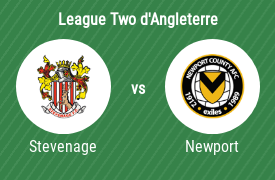 Stevenage FC vs Newport County