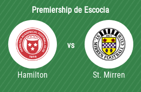 Hamilton Academical FC vs Saint Mirren Football Club