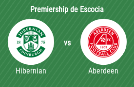 Hibernian FC vs Aberdeen Football Club