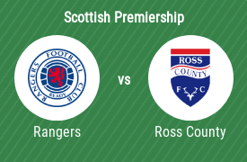 Rangers FC vs Ross County Football Club
