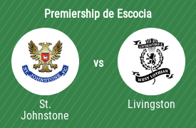 St. Johnstone Football Club vs Livingston Football Club