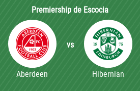 Aberdeen Football Club vs Hibernian FC