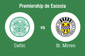 Celtic Football Club vs Saint Mirren Football Club