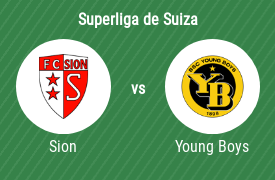 Football Club Sion vs Berner Sport Club Young Boys