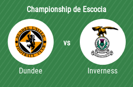 Dundee United Football Club vs Inverness Caledonian Thistle FC