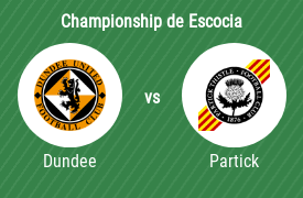 Dundee United Football Club vs Partick Thistle Football Club