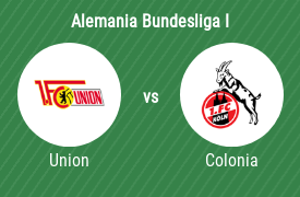 1. FC Union Berlin vs F. C. Colonia
