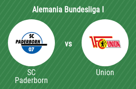 SC Paderborn 07 vs 1. FC Union Berlin