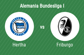 Hertha BSC vs Sport-Club Friburgo