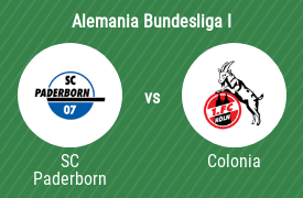 SC Paderborn 07 vs F. C. Colonia