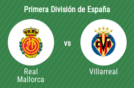 Real Club Deportivo Mallorca vs Villarreal Club de Fútbol