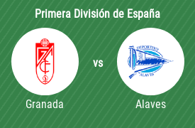 Granada Club de Fútbol vs Deportivo Alaves