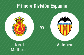 Real Club Deportivo Mallorca vs Valencia Club de Fútbol