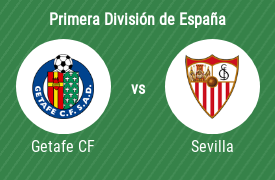Getafe Club de Fútbol vs Sevilla Fútbol Club